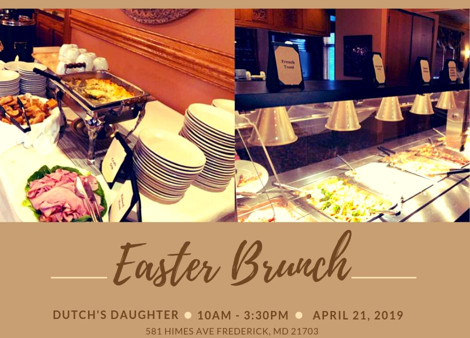 Easter Brunch 2019